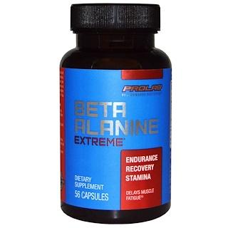 ProLab, Beta Alanine Extreme, 56 Capsules