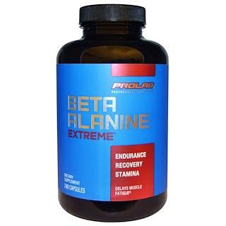 ProLab, Beta Alanine Extreme, 240 Capsules