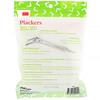 Plackers, Back Teeth Micro Mint, Zahnseidestäbchen für die hinteren Zähne, Minze, 75Stück
