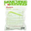 Plackers, 臼齒微型薄荷,牙線,薄荷味,3 盒,75 根