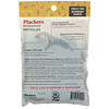 Plackers, EcoChoice, Activated Charcoal Dental Flossers, Fresh Mint, 90 Count