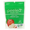 Peeled Snacks, Gently Dried, Organic, Apple, 2.8 oz (80 g)