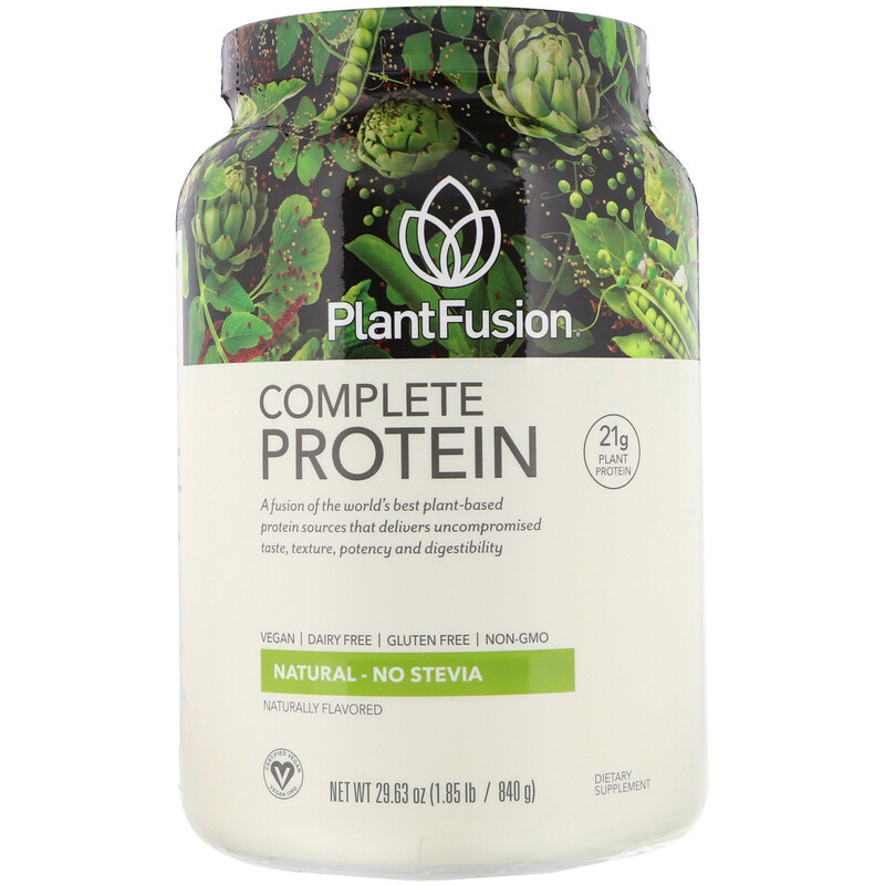 Complete Protein, Natural, 1.85 lb (840 g)