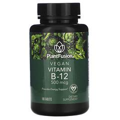 PlantFusion, 純素食維生素 B-12,500 微克,100 片