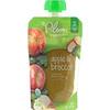 Plum Organics, Comida para bebé orgánica, etapa 2, manzana y brócoli, 4 oz (113 g)