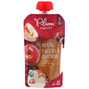 Plum Organics, Organic Baby Food, Stage 2, Apple Raisin & Quinoa, 3.5 oz (99 g)