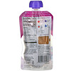 Plum Organics, Organic Baby Food, Stage 2, Apple, Plum, Berry & Barley, 3.5 oz (99 g)