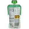 Plum Organics, غذاء عضوي للأطفال، المرحلة 2، الكمثرى والسبانخ والبازلاء، 4 أونصات (113 جم)