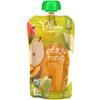 Plum Organics, Alimento orgânico para bebês, estágio 2, pera e manga, 4 oz. (113 g)