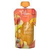Plum Organics, Papinha de Bebê Orgânica, Estágio 2, Pera, Banana e Damasco, 4 oz (113 g)