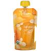 Plum Organics, Alimentos orgánicos para bebés, Etapa 2, Banana y calabaza, 4 oz (113 g)