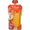 Plum Organics, Alimento para bebês, estágio 2, batata doce, milho e maçã, 4 oz. (113 g)