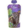 Plum Organics, Alimentos orgánicos para bebé, Etapa 2, pera, zanahoria púrpura y arándano, 4 oz (113 g)
