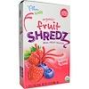 Plum Organics, Kids, Fruit Shredz, Berry'licious, 5 Packs, .63 oz (18 g) Each