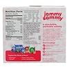 Plum Organics, Jammy Sammy, Peanut Butter & Strawberry, 5 Bars, 1.02 oz (29 g) Each