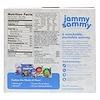 Plum Organics, Jammy Sammy, Blueberries & Oatmeal, 5 Bars, 1.02 oz (29 g) Each