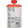 Plum Organics, органическое детское питание, этап3, морковь, нут, горох, говядина и помидоры с сельдереем, финиками и луком, 113г (4унции)