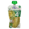 Plum Organics, Tots, Mighty 4, 4 Food Group Blend, Banana, Kiwi, Spinach, Greek Yogurt, Barley, 4 oz (113 g)