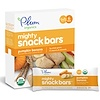 Plum Organics, Tots, Mighty, Snack Bars, Pumpkin Banana, 6 Bars, 0.67 oz (19 g) Each