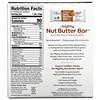 Plum Organics, Mighty Nut Butter Bar, Tots 15 Months & Up, Almond Butter, 5 Bars, 0.67 oz (19 g) Each