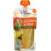 Plum Organics, 高能量蛋白质和纤维,芒果、香蕉、白豆、幼儿,4 盎司(113 克)