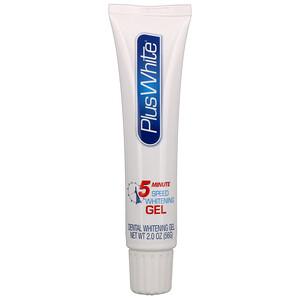 Плас Уайт, 5 Minute Speed Whitening Gel, 2.0 oz (56 g) отзывы покупателей