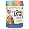Purely Inspired, All-In-One Meal Complete Meal Replacement, Decadent Chocolate, 1.30 lb (590 g)