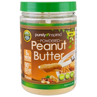 Purely Inspired, Powdered Peanut Butter, 10.4 oz (295 g)