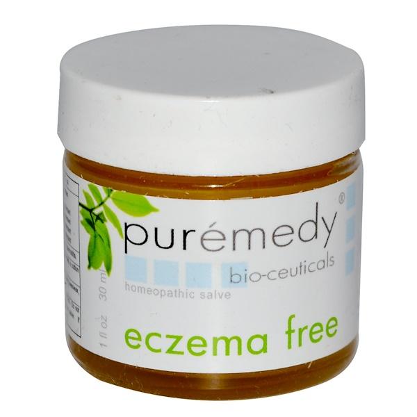 Puremedy, Bio-Ceuticals, Eczema Free, 1 fl oz (30 ml) (Discontinued Item)