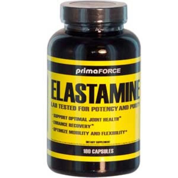 Primaforce, Elastamine, капсулы 180 капсул (Discontinued Item)