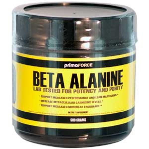 Primaforce, Beta Alanine, 500 g (Discontinued Item)