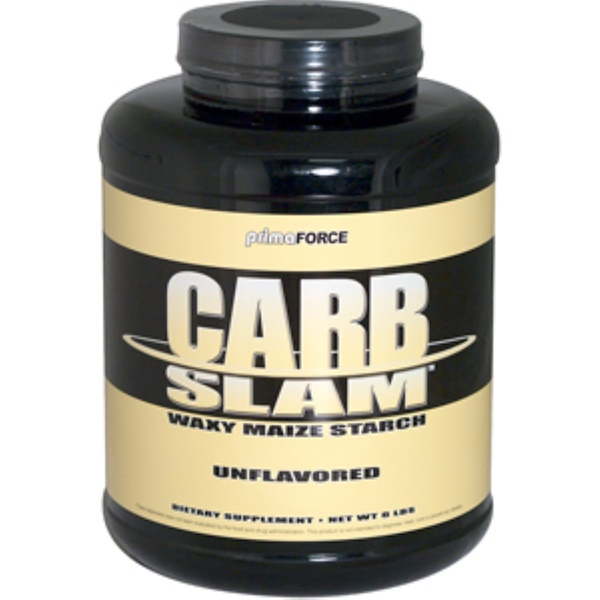 Primaforce, Carb Slam, Unflavored, 6 lbs (Discontinued Item)