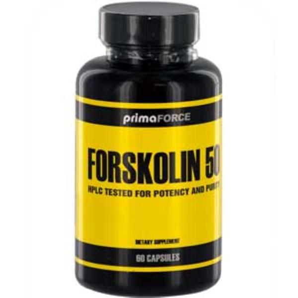 Primaforce, Forskolin 50, 60 Capsules (Discontinued Item)