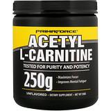 Отзывы о Primaforce, Ацетил-L-карнитин, Без ароматизаторов, 250 г