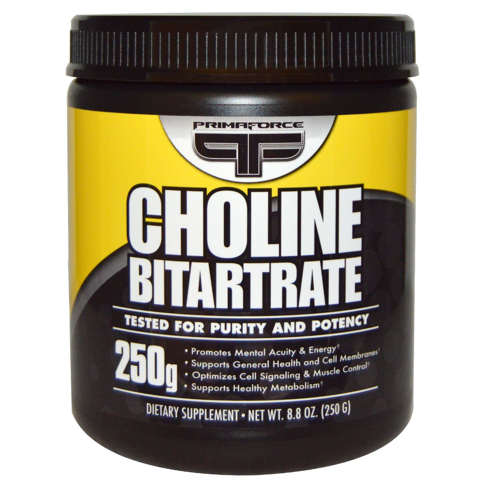 Primaforce, Choline Bitartrate, 8.8 oz (250 g)