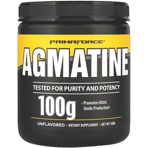 Примафорсе, Agmatine, Unflavored, 100 g отзывы покупателей