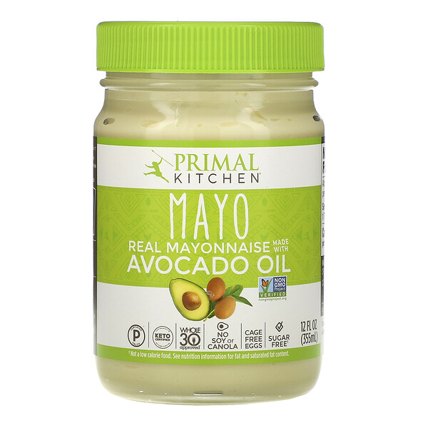Mayo with Avocado Oil, 12 fl oz (355 ml)