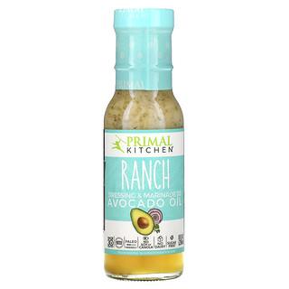 Primal Kitchen, صلصة الرانش والتتبيلة المصنوعة من زيت الأفوكادو، 8 أونصة سائلة (236 مل)