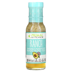 Primal Kitchen, Ranch Dressing & Marinade Made with Avocado Oil, 8 fl oz (236 ml)