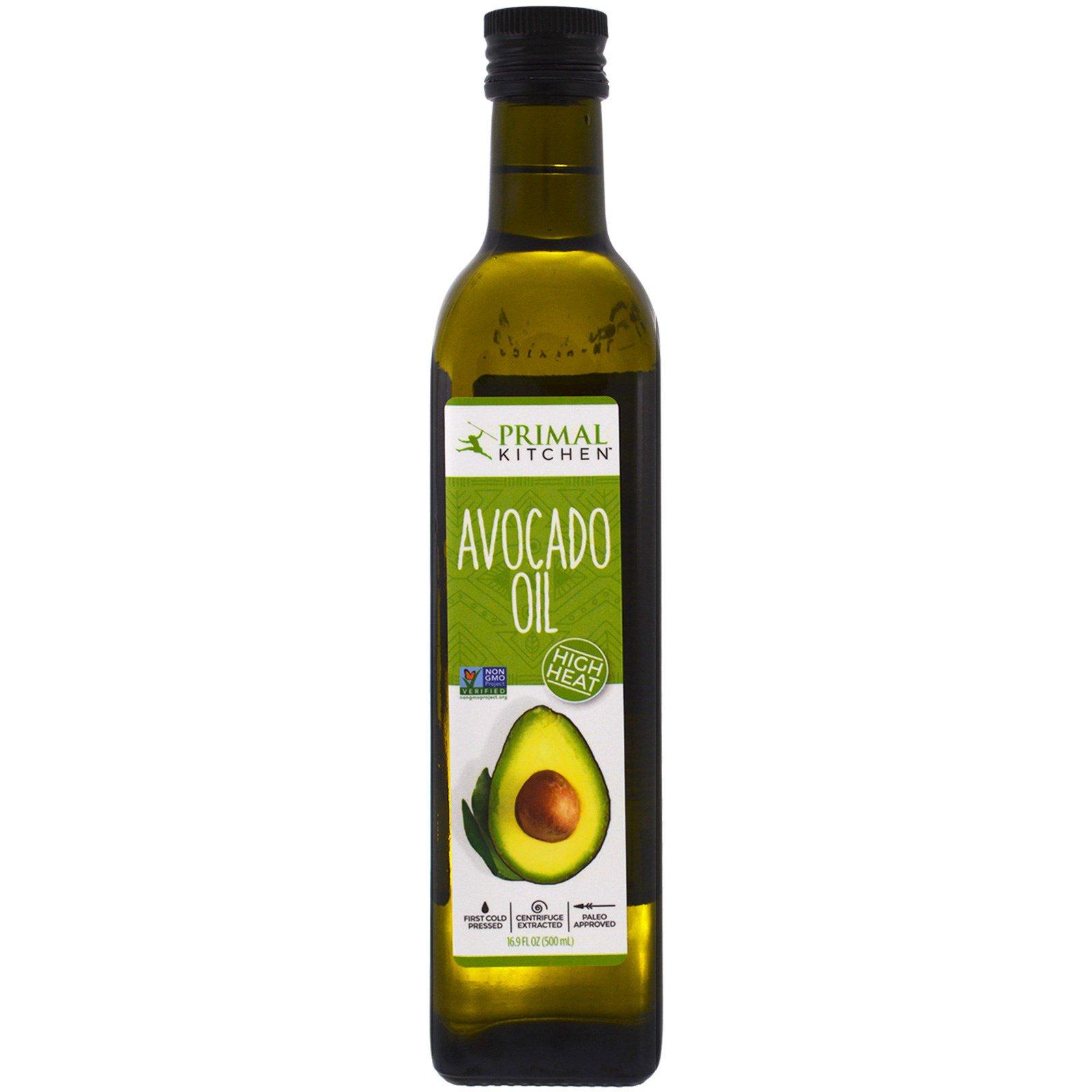 Primal Kitchen, Avocado Oil, 16.9 fl oz (500 ml) - iHerb.com