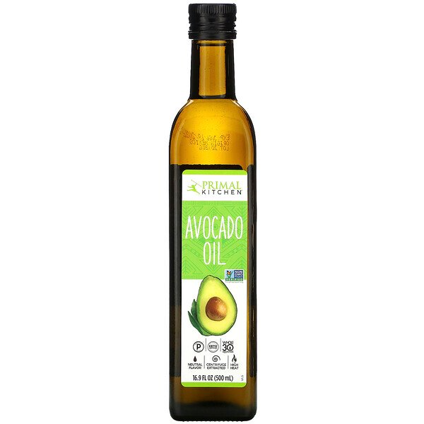 Primal Kitchen, Avocado Oil, 16.9 fl oz (500 ml)