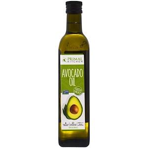 Primal Kitchen, Масло авокадо, 16,9 жидк. унции (500 мл)
