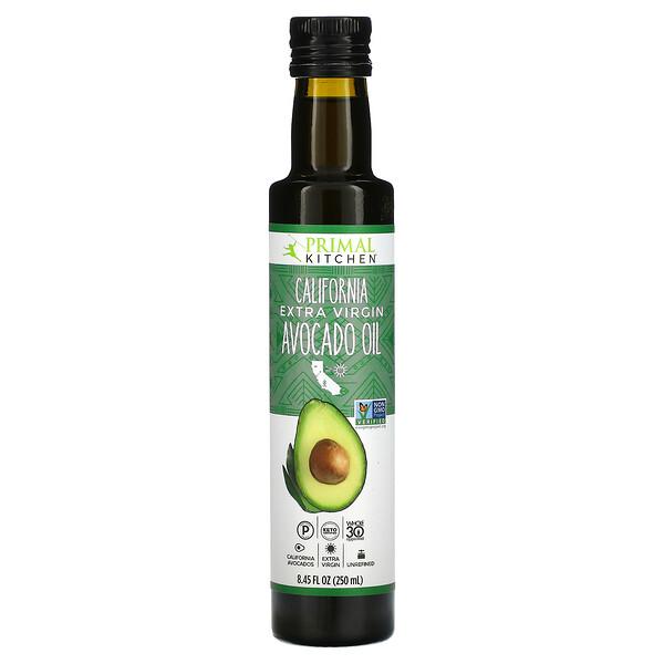 加州高级初榨鳄梨油,8.45 液量盎司(250 毫升)