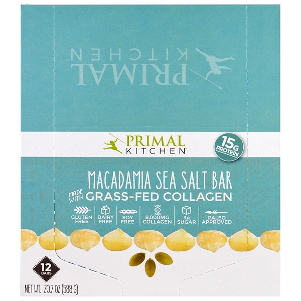 Primal Kitchen Collagen Bars Review