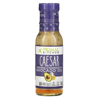 Primal Kitchen, Caesar Dressing & Marinade Made with Avocado Oil, 8 fl oz (236 ml)