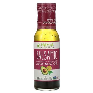 Primal Kitchen, Balsamic Vinaigrette & Marinade, Made with Avocado Oil, 8 fl oz (237 ml)