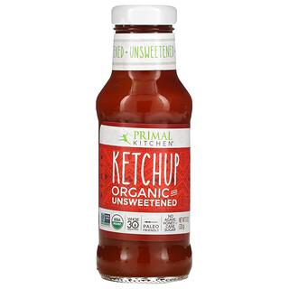 Primal Kitchen, Organic Ketchup, Unsweetened, 11.3 oz (320 g)