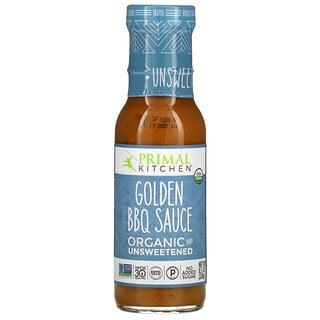 Primal Kitchen, Organic Golden BBQ Sauce, Unsweetened, 8.5 oz (241 g)
