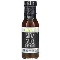 Primal Kitchen, Organic Steak Sauce, Sugar Free, 8.5 oz (241 g)