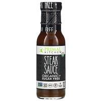 Primal Kitchen, Organic Steak Sauce, Sugar Free, 8.5 oz (241 g)